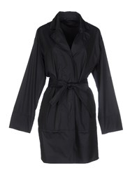 Strenesse Coats And Jackets Full Length Jackets Women Dark Blue