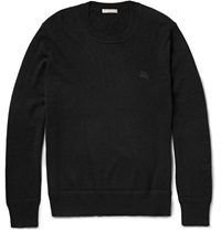 Burberry Hennings Cashmere Sweater Black