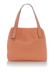 Coccinelle Iggy Hobo Bag Coral