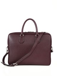 Bally Leather Crossbody Bag Ink