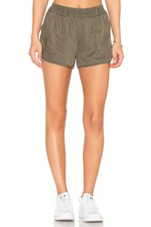 Soft Joie Delavina Shorts Green