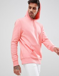 New Look Sweat In Coral Light Coral Pink