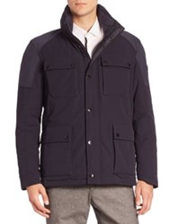 Strellson Cassey Field Jacket Dark Blue