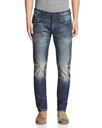 Prps Goods And Co. Super Slim Fit Jeans In Indigo