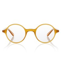 Finlay And Co Onslow Amber Spectacles Yellow Orange