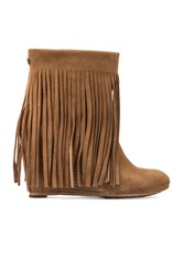 Koolaburra Zarin Fringe Boot Tan