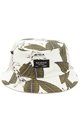 Forever 21 Reason Floral Bucket Hat