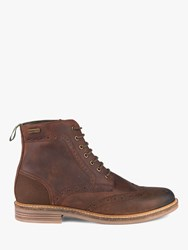 Barbour Belsay Boots Chocolate