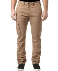 Buffalo David Bitton Casper X Pants Tan