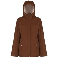 Regatta Brodiaea Jacket Brown