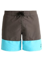 Your Turn Active Swimming Shorts Dark Grey Dark Gray