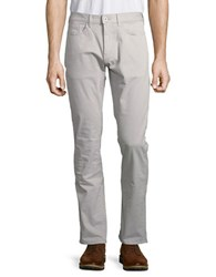 Dockers Premium Edition The Jean Cut Slim Fit Pants Light Grey