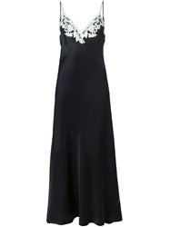 La Perla 'Maison' Nightgown Black