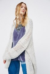 Free People Womens Saturday Morning Cardi
