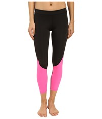 Zensah Xt Compression Tights Neon Pink Women's Casual Pants