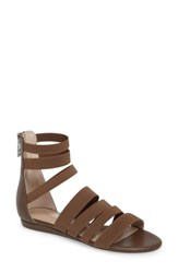 Charles By Charles David Women's Maide Elastic Gladiator Sandal Taupe