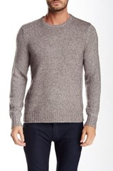 Jack Spade Bromley Crew Neck Sweater Brown