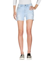 Calvin Klein Jeans Denim Shorts Blue