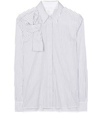 Victoria Beckham Cotton Shirt White