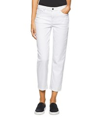 Calvin Klein Jeans Cropped Stretch Cotton Pants Honalulu