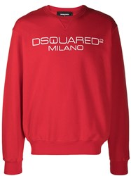 Dsquared2 Logo Sweatshirt 60