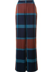 Tanya Taylor 'Ashland' Trousers Red