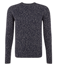 Aquascutum London Oliver Crew Neck Blue