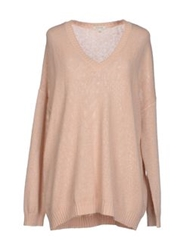 Gigue Sweaters Sand