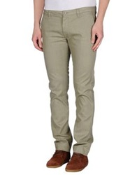 Dekker Casual Pants Grey