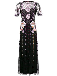 Temperley London Embroidered Maxi Dress 60