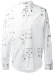 Soulland Jiang Shirt White