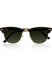 Ray Ban Clubmaster Acetate Sunglasses