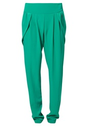 Anna Field Trousers Green