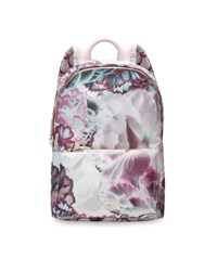 Ted Baker Iven Illuminated Bloom Backpack Pink
