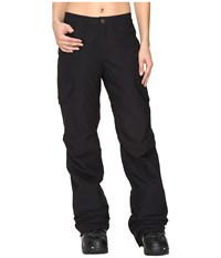 Burton Fly Pant True Black 1 Women's Casual Pants