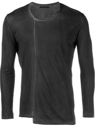 The Viridi Anne The Viridi Anne Viridi A Ls Top Black