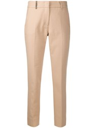 Peserico Cropped Tapered Trousers 60