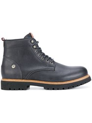 Tommy Hilfiger Ankle Boots Blue
