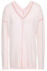 Duffy Cashmere Sweater Baby Pink