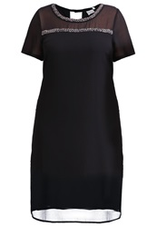 Junarose Jrropa Cocktail Dress Party Dress Black