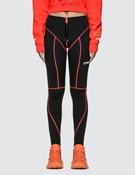 Heron Preston Ctnmb Active Leggings Black