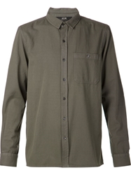 Neuw Basic Shirt Green