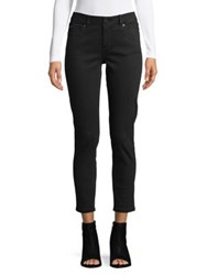 Rafaella Plus Skinny Ankle Jeans Black