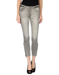 Textile Elizabeth And James Denim Pants Grey