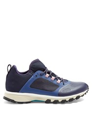 Adidas By Stella Mccartney Adizero Xt Low Top Trainers Navy