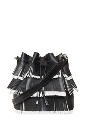 Proenza Schouler Fringed Bucket Bag Multi