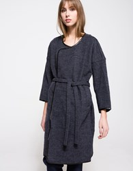 Just Female Toma Coat In Blue