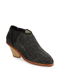 Matt Bernson Marlow Booties Black