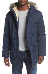 Men's Bench. Breath Hooded Parka Total Eclipse