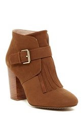 French Connection Lyle Bootie Brown